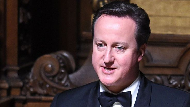 """David Cameron has said Britain will never """"retreat from the world"""" and it is in Europe's interests for the UK to stay in a reformed European Union."""