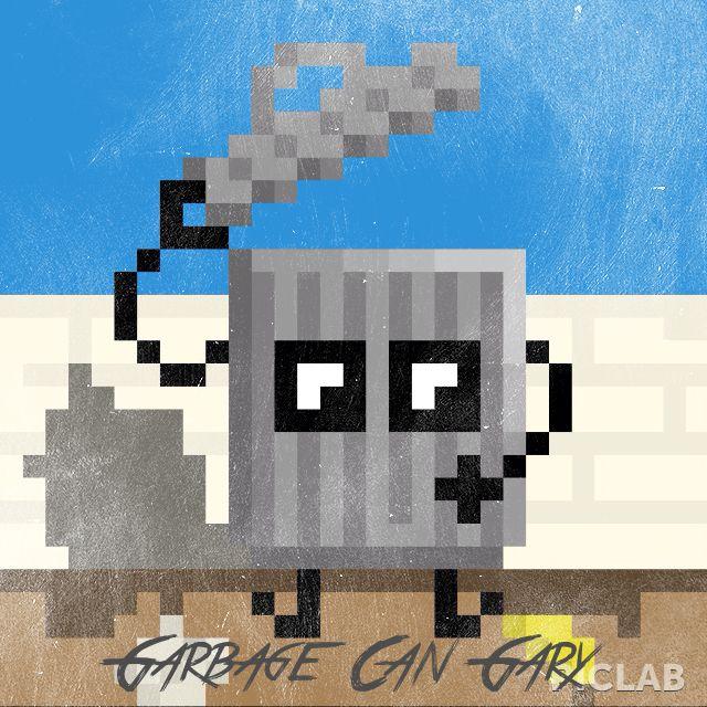 Garbage Can Gary