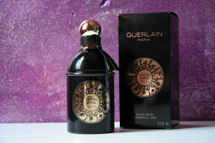 Guerlain's exclusive perfume Santal Royal http://fleurdhiver.com/santal-royal/