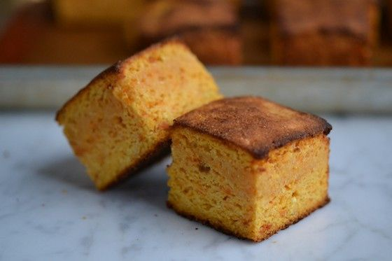 Sweet Potato Cornbread | If only sugar just made you sweeter ;) | Pin ...