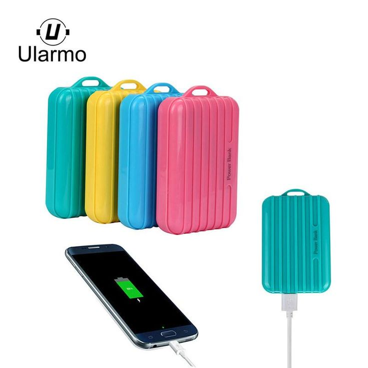 Buy buy on wallmart.win Ularmo Ultrathin 10400mah Portable Usb External Battery Charger Power Bank For Phone: Vendor: DW Type: Mobile Phone…