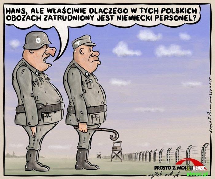 były sobie polskie obozy koncentracyjne i  zagłady
