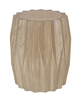 SWAZILAND SIDE TABLE | NATURAL