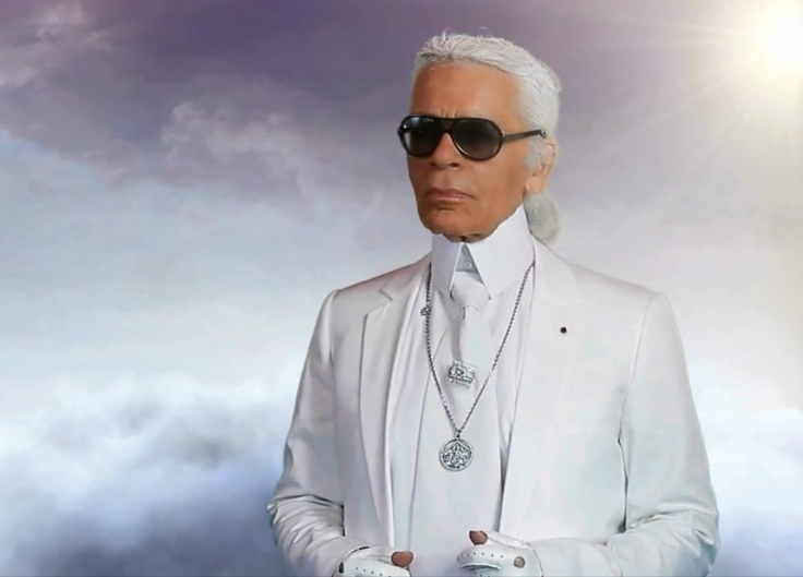 """West Coast 4 Lyfer Snoop Dogg and fashion über-star Karl Lagerfeld star together in a brand new music video for European singer/songwriter/DJ Jean Roch's new single, """"Saint Tropez."""""""