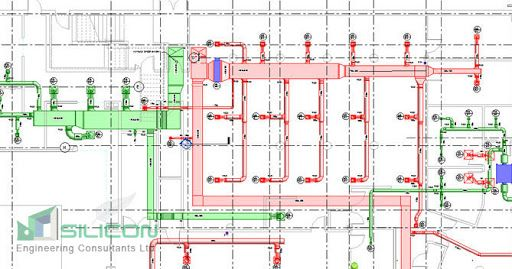 Cad Architectural  Structural  Mep Services Siliconec New