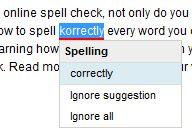 online spell check grammar