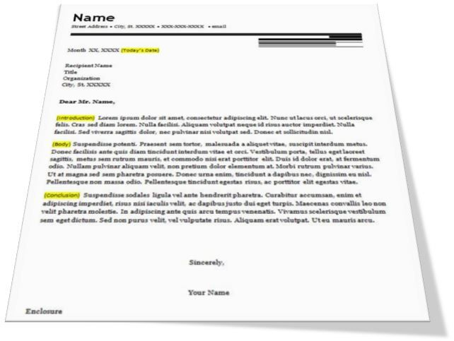 How to Write a Cover Letter Student Employment Pinterest - write a cover letter