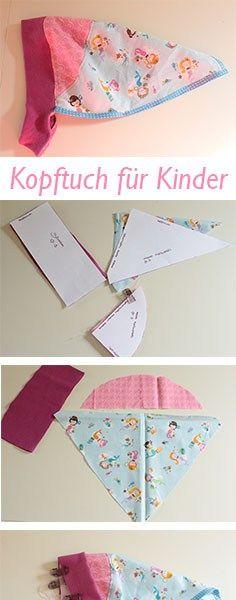 DIY: Kopftuch selber nähen – Birgit V