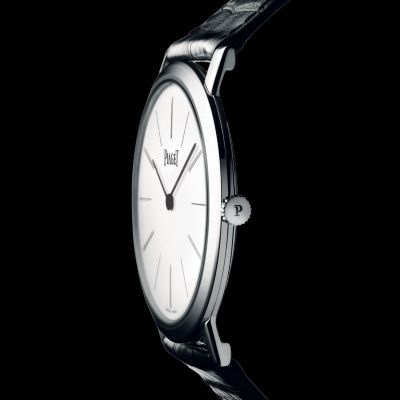 White gold Ultra-thin mechanical Watch - Piaget Luxury Watch G0A29112