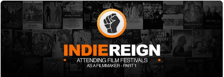 Check out the next part of Mike's series of articles, Attending Film Festivals. This is part 1 of a 2 parter, Attending Film Festivals As A Filmmaker!...