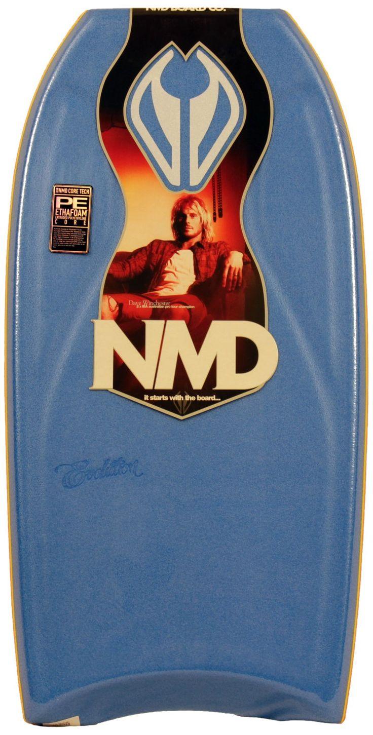 NMD Board Evolution Bodyboard, Blue, 42-Inch