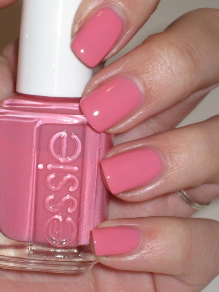 Cruise Control by Essie -- LOVE PINK TOES FOR SUMMER! <3