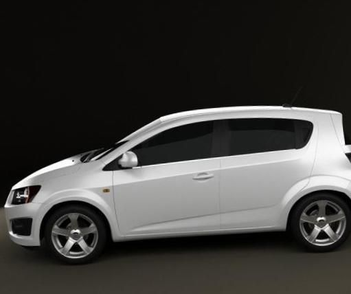 Chevrolet Aveo Hatchback 5d Specifications - http://autotras.com