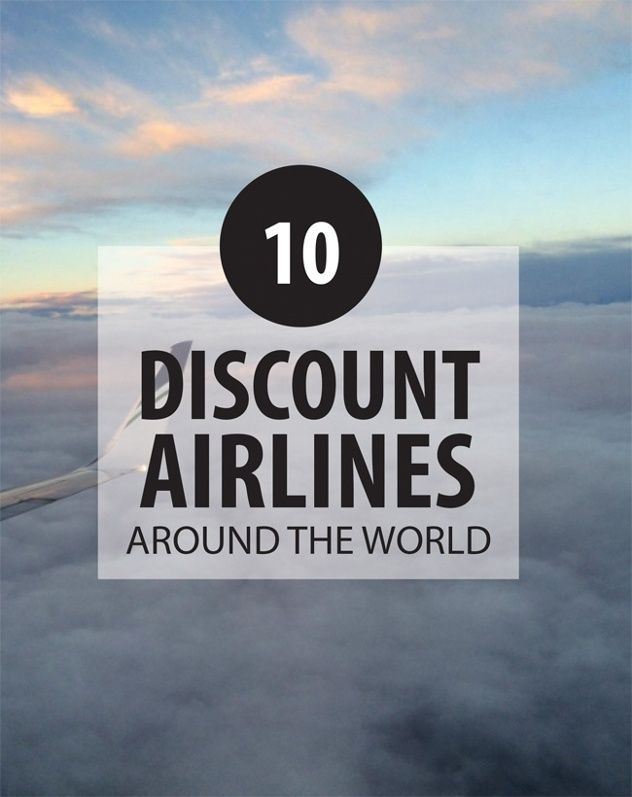 Save money on airfarecheck out these 10
