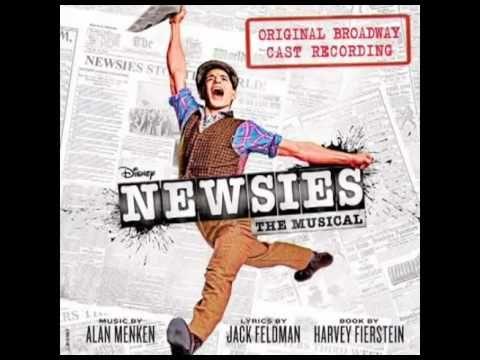 Newsies (Original Broadway Cast Recording) - Seize The Day