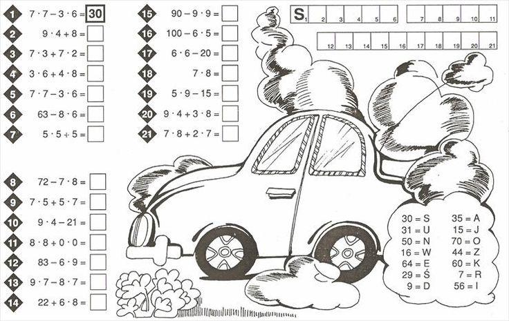 19 best Matematyka images on Pinterest | Math activities, Activities ...