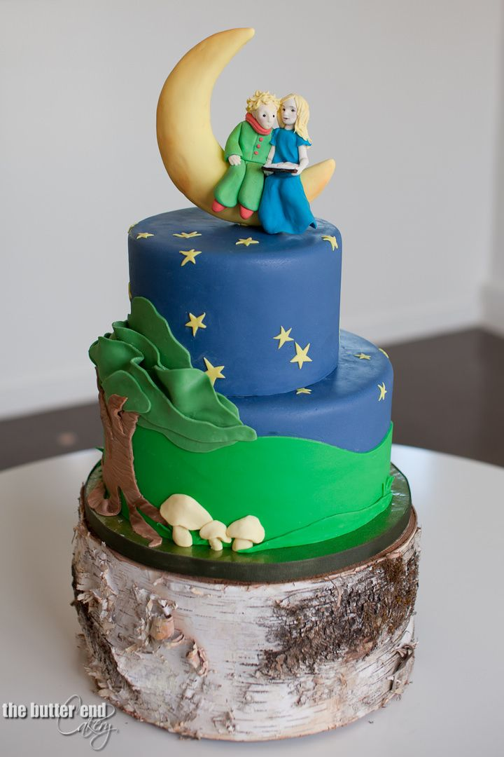 little prince, little prince cake, best little prince cake, the butter end Cakery, sculpted cake, children's birthday cake