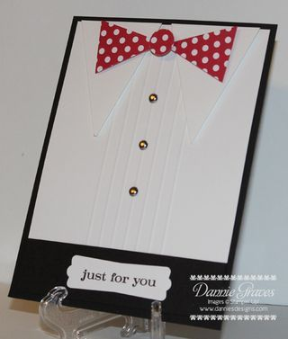 tuxedo card + other blog sites of her male type cards