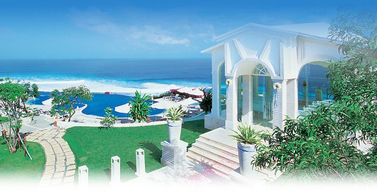 Blue Point BayVillas and Spa - Jl.Labuansait - Uluwatu Pecatu Bali Indonesia - Tel. +62 361 769888 - Wedding Chapel with wonderful ocean view
