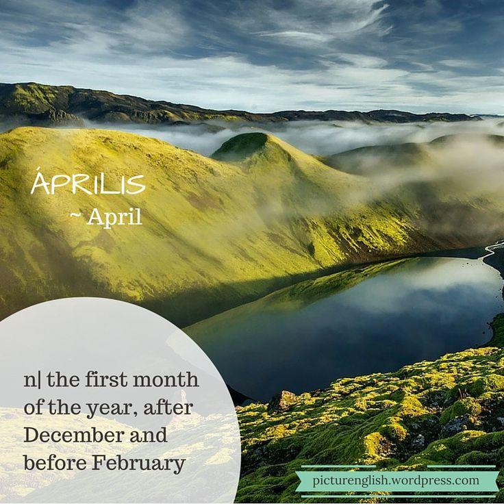 April / Április
