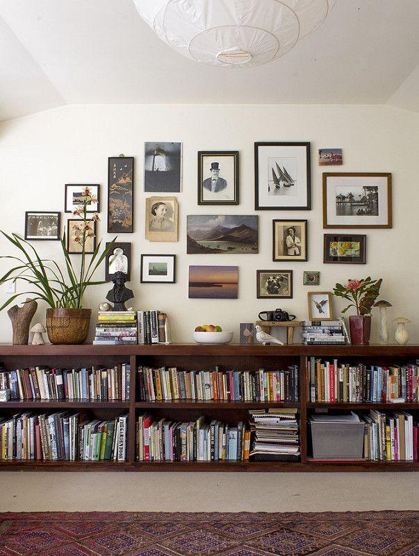 Ingrid Weir art wall | by Ingrid Weir