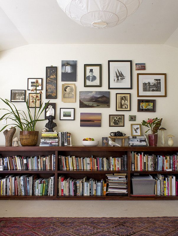 Ingrid Weir art wall | by Ingrid Weir