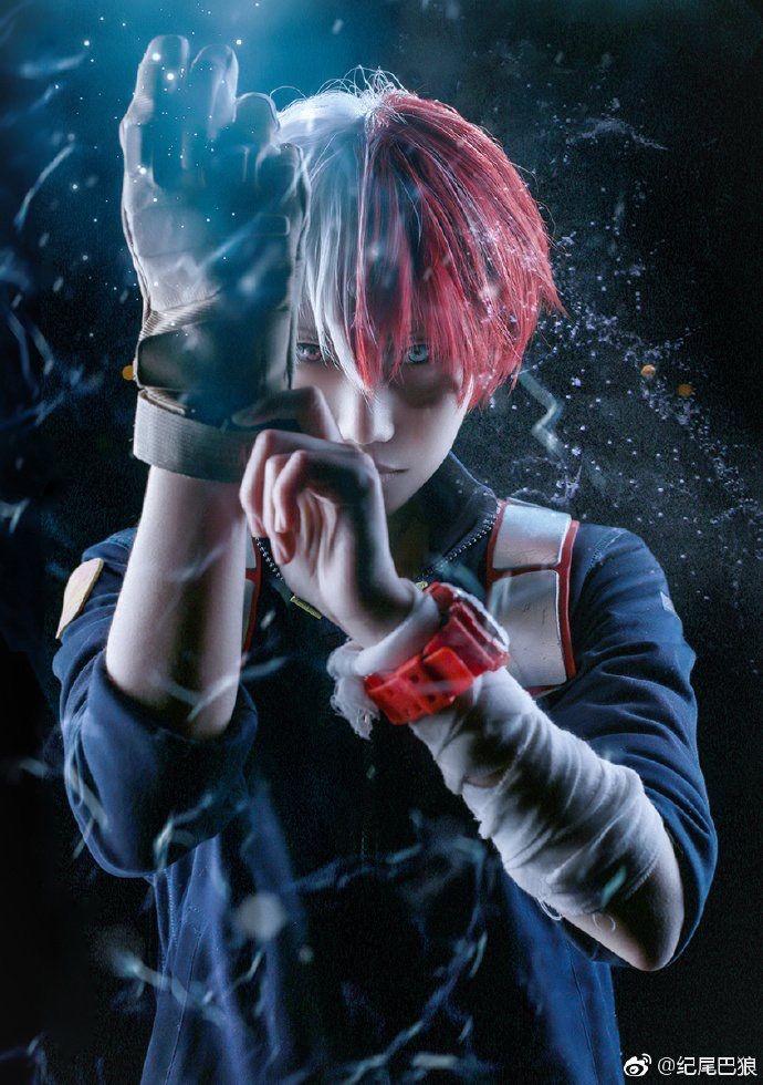 Boku no Hero Academia - Todoroki #cosplay