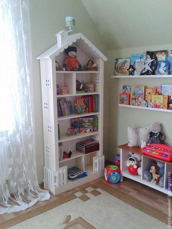 Купить 2. Шкаф-домик - шкаф домик, шкаф-домик, шкаф для ребенка, детский шкаф