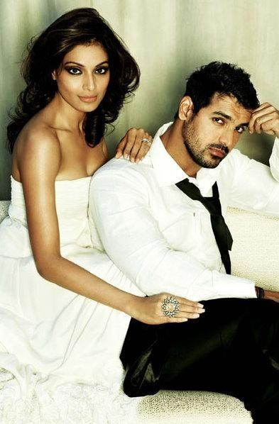 It's a shame they're no longer together because Bipasha Basu and John Abraham made a beautiful couple.