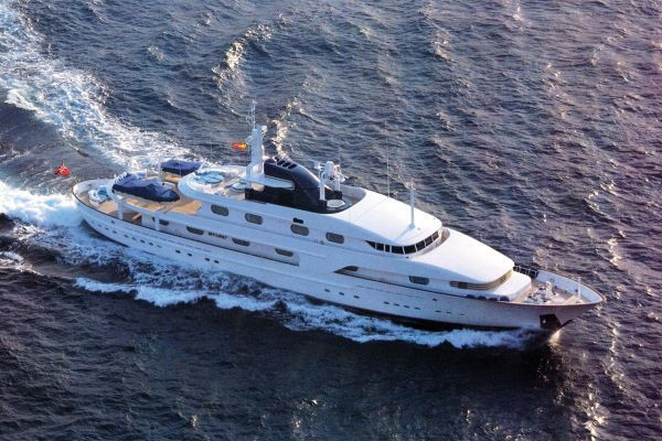Cleopatra Amels - Superyachts for sale - SuperYacht World