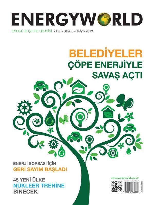 EnergyWorld Dergisi, Mayıs sayısı yayında! ÜCRETSİZ okumak için: http://www.dijimecmua.com/energy-world/