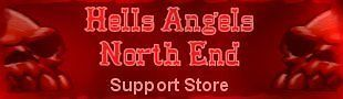 HELLS ANGELS NORTH END SUPPORTSTORE