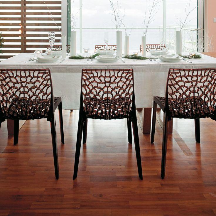 Les 25 meilleures id es de la cat gorie chaise polycarbonate sur pinterest fauteuil - Chaise design polycarbonate ...