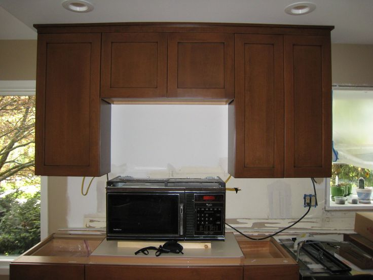 42 inch cabinets with 8 foot ceiling - Google Search ...