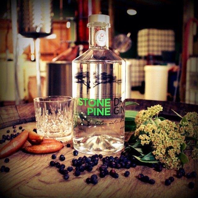 #stonepinedrygin #gin #stonepinedistillery #ianglen