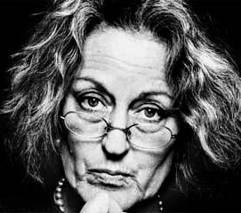 Germaine Greer reveals she has an unlikely crush on Russian President Vladimir Putin. The mouthy feminist, 73, declares: 'It's the mean, pale eyes. It's something about the whole sinister weirdness of him. With that charisma, he could do anything. He is terrifying, and terrifying is kind of sexy.'    Speaking on a new BBC programme in which she chooses Putin, 59, as her weirdest celebrity crush, weakness for him,' she admits