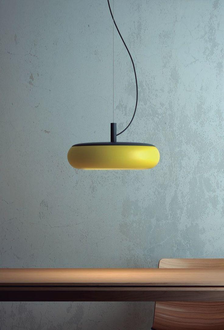 LED pendant #lamp EMMA T-3404L T-3405 T-3405L by Estiluz S.A. | #design Goula / Figuera Studio @estiluz