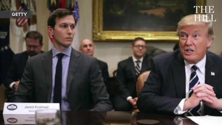 Jared Kushner, Trump's son-in-law, has security clearance downgraded