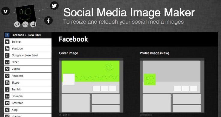 La guía 2015 de tamaños utilizados en redes sociales   OscarCastillo.mx