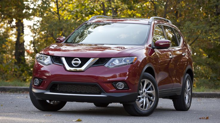 nissan rogue 2015 | 2015 Nissan Rogue front view