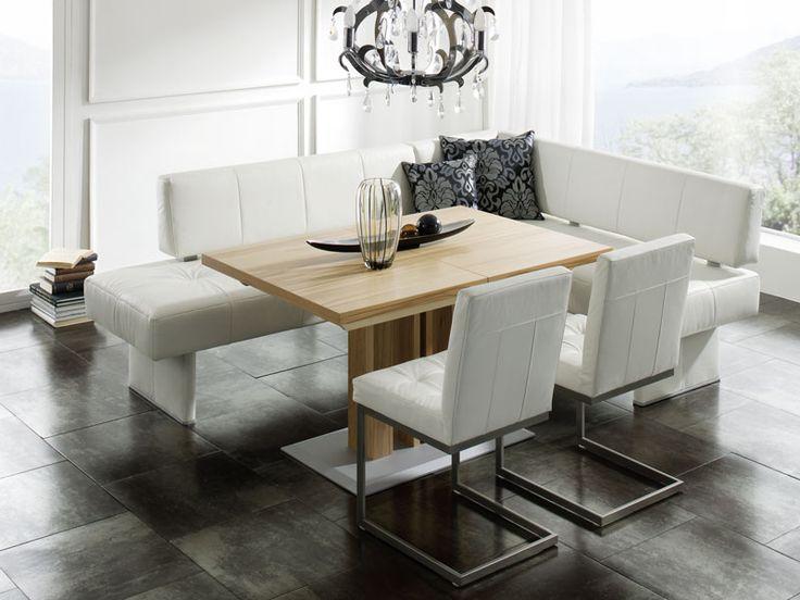die besten 25 eckbank leder ideen auf pinterest leere. Black Bedroom Furniture Sets. Home Design Ideas