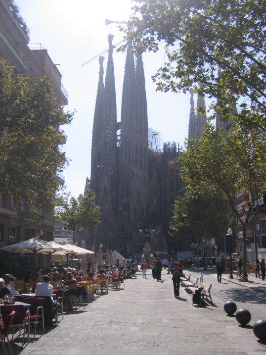onde ficar em barcelona Apto Carla e Hernan Sagrada Família