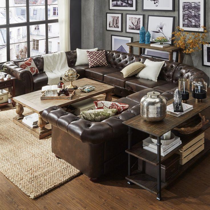 Best 25+ U Shaped Sofa Ideas On Pinterest