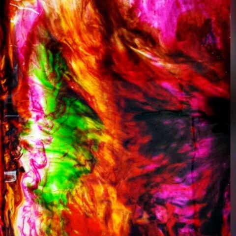 Detail #Abstract #resinart #artresin #epoxy. Cube pinstriper.pl