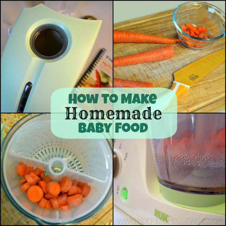 Recipes Using Jarred Baby Food