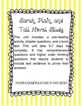17 best images about sarah plain tall on pinterest for Sarah plain and tall coloring pages