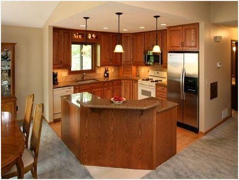 The 25 best split level kitchen ideas on pinterest for Split level kitchen remodel before and after