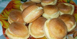 """Рецепт """"выпрыгивающих"""" булочек с начинкой увидела на просторах интернета. Поразил своей простотой и бюджетностью. Они..."""