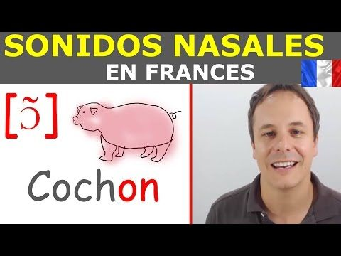 ▶ Aprender frances gratis. Vocales Nasales - YouTube