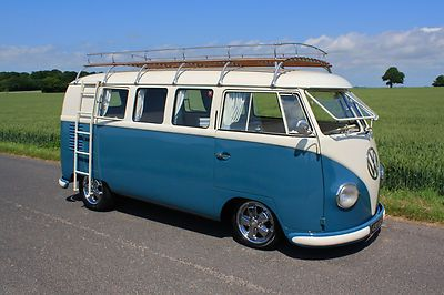 Split Screen T2 - VW Campervans for Sale